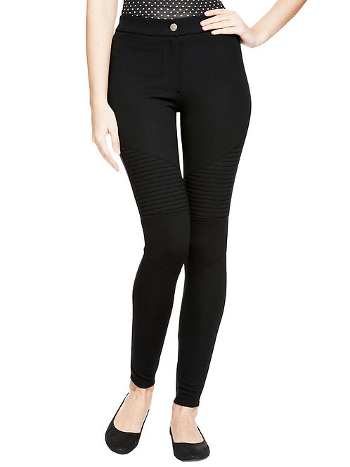 M&S Collection Motocross Panelled Leggings T54/8381