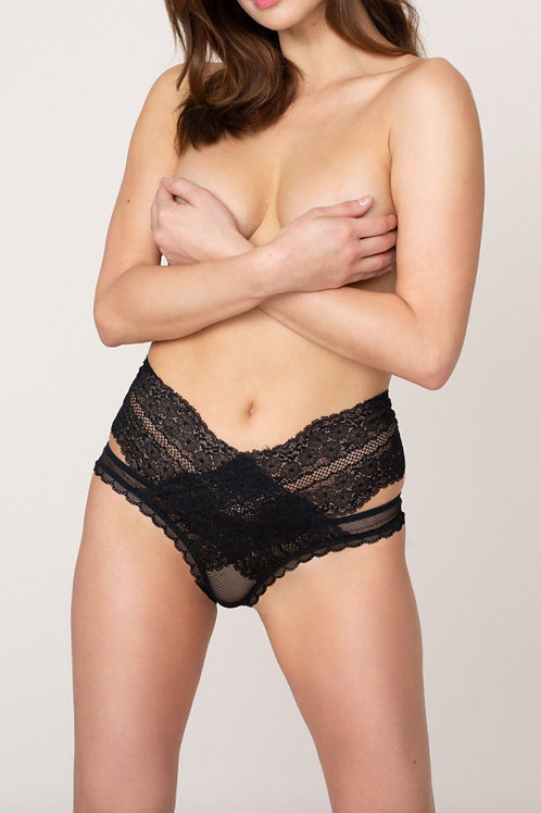 AGENT PROVOCATEUR Leigh Brief(RARE & COLLECTABLE)