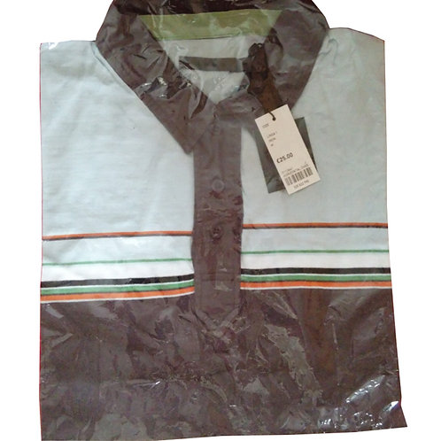 LINEA Iron Polo Shirt (RARE & COLLECTABLE)