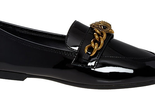 KURT GEIGER Patent Leather Chelsea Loafer (RARE & COLLECTABLE)