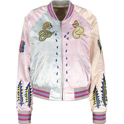 DIESEL Reversible Embroidered Jacket (RARE & COLLECTABLE)