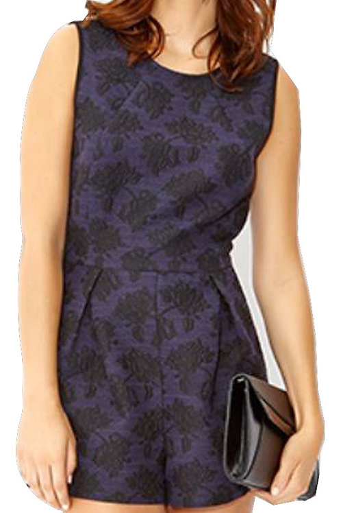 MONSOON Corrina Jacquard Playsuit (RARE & COLLECTABLE)