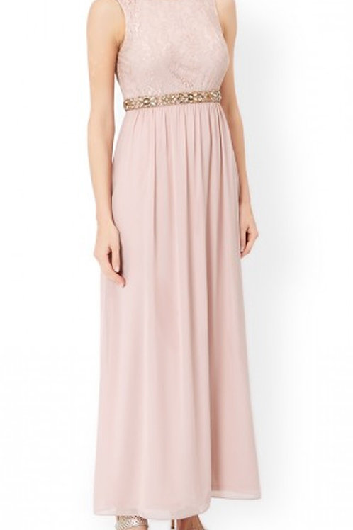MONSOON Maeve Hand-Embellished Maxi Dress (RARE & COLLECTABLE)