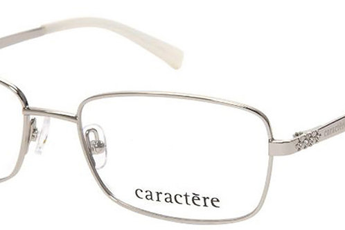 CARACTERE Metallic Framed Glasses (RARE & COLLECTABLE)