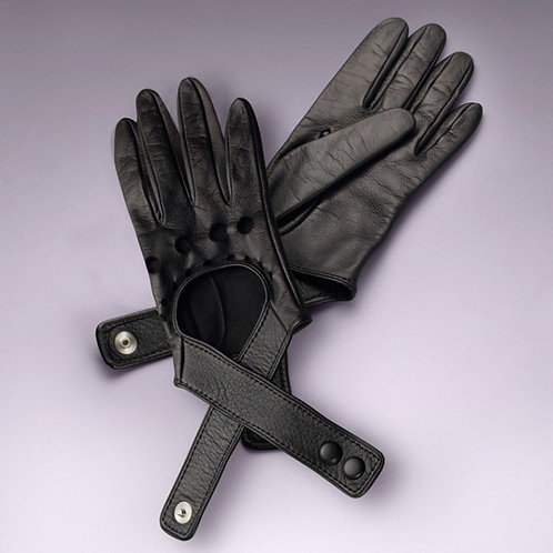 AGENT PROVOCATEUR Cross Strap Leather Glove (RARE & COLLECTABLE)