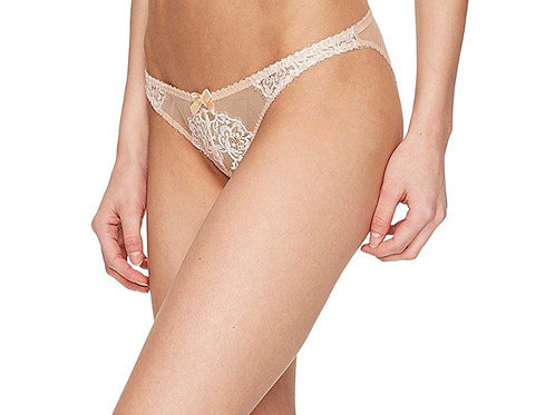 L'AGENT by AGENT PROVOCATEUR Mesh Lace Angelica Brief (RARE & COLLECTABLE)
