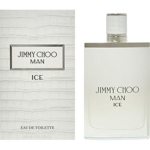 JIMMY CHOO Man Ice EDT Spray (RARE & COLLECTABLE)