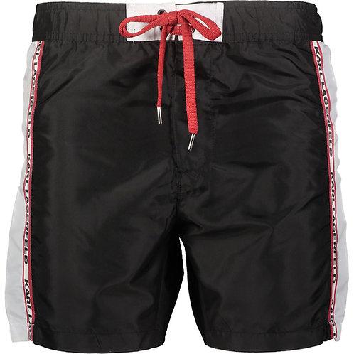 KARL LAGERFELD Beachwear Branded Medium Boardshort (RARE & COLLECTABLE)