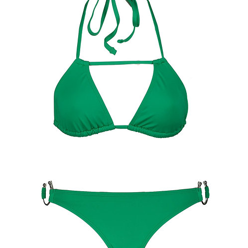 VIOLET LAKE LONDON Galore Halterneck Bikini Set (RARE & COLLECTABLE)