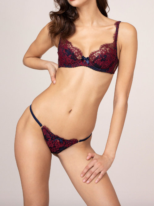 AGENT PROVOCATEUR Carline Full Brief (RARE & COLLECTABLE)