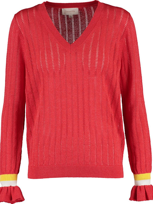 GRACE & MILA Knit Jumper (RARE & COLLECTABLE)