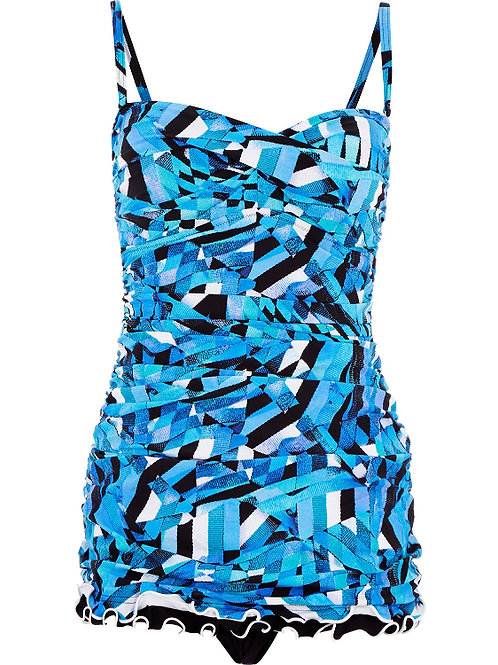 GOTTEX Profile Geometric Swimsuit X9432014