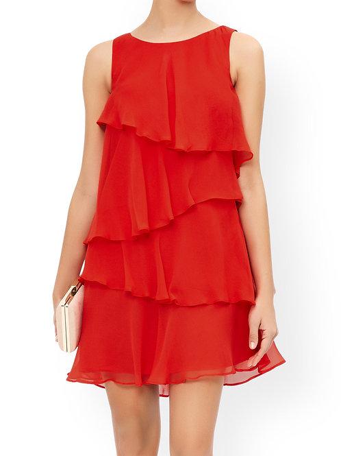 MONSOON Fleur Frill Dress (RARE & COLLECTABLE)