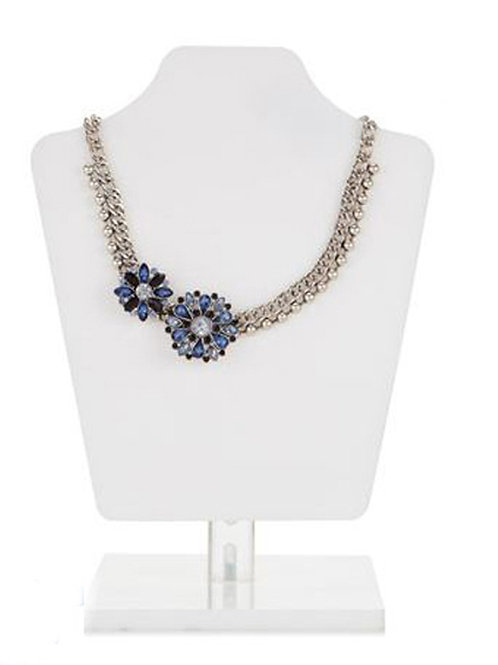 MONSOON Nadeem Flower Necklace  (RARE & COLLECTABLE)