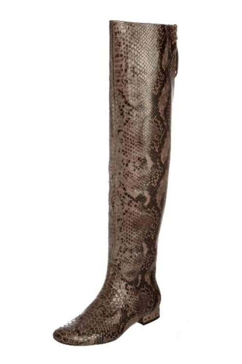 BOURNE Ladies Jules Knee High Boots (RARE & COLLECTABLE)