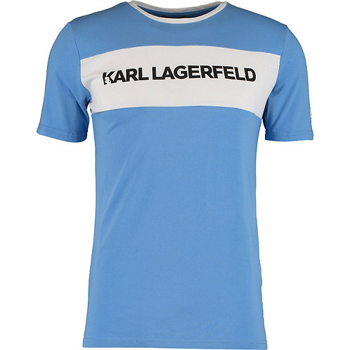 KARL LAGERFELD Logo T-Shirt KL18TS02 (RARE & COLLECTABLE)