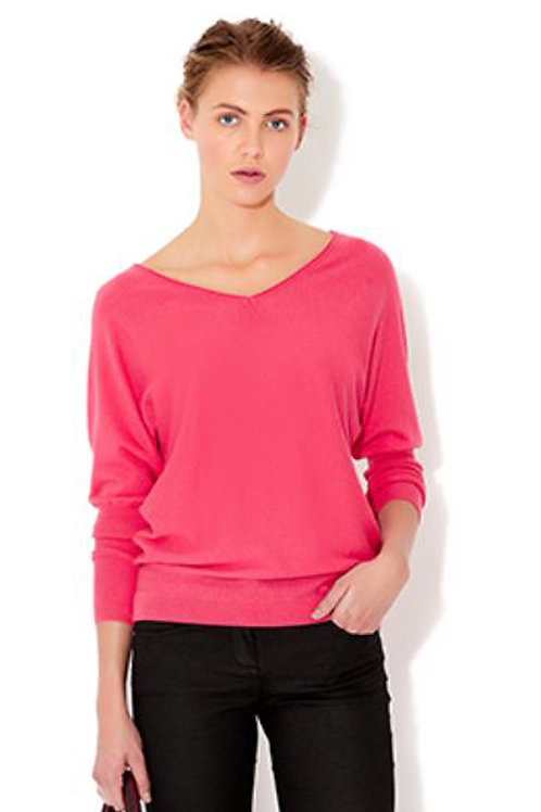 MONSOON Ida V Neck Jumper