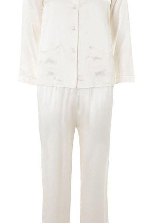 ANNE WIGGINS 100% Silk Pyjama Set (RARE & COLLECTABLE)