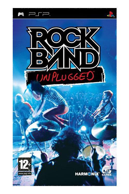 Rock Band Unplugged - Russian Import