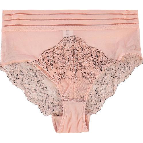 AURA Floral Lace High Waist Brief (RARE & COLLECTABLE)