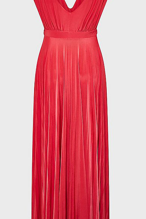 COAST Sleeveless V-Neck Jersey Maxi Dress(RARE & COLLECTABLE)