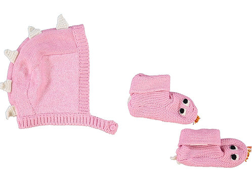 STELLA MCCARTNEY KIDS Hat & Booty Eyes & Spikes Set (RARE & COLLECTABLE)