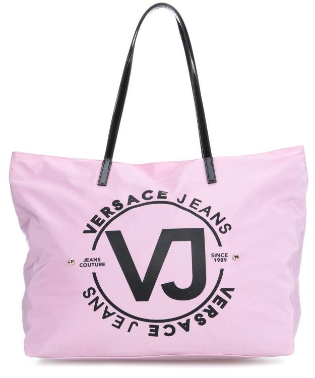 VERSACE JEANS Tote Bag Rose E1VTBB60-711