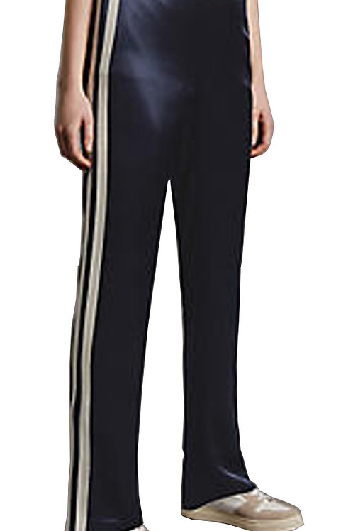 MARKS & SPENCER AUTOGRAPH Side Stripe Straight Leg Trousers T59/5438T