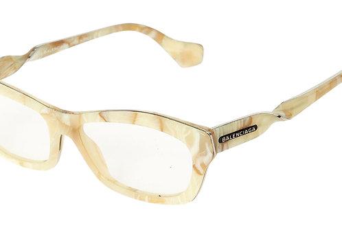 BALENCIAGA Marble Glasses Frame(RARE & COLLECTABLE)