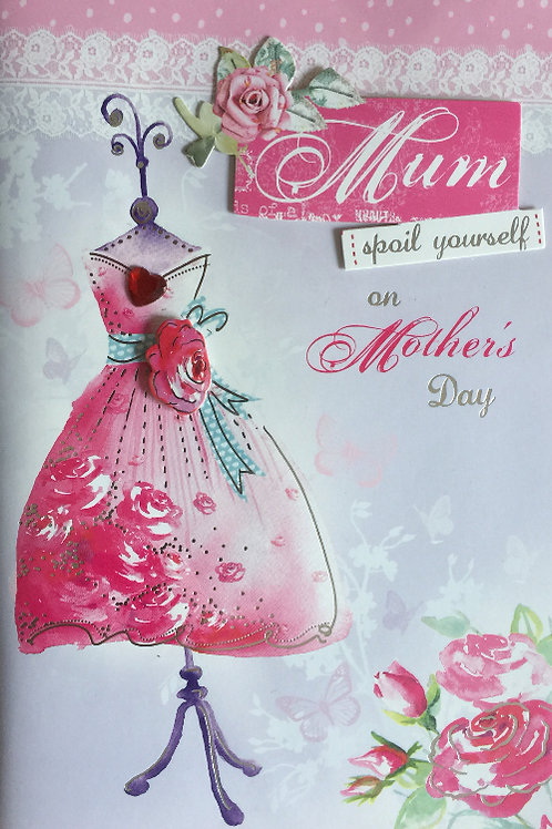 Mother's Day Card Code MBLO