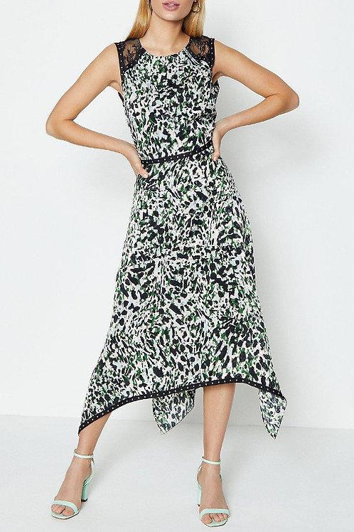 COAST Witchy Hem Midi Dress(RARE & COLLECTABLE)