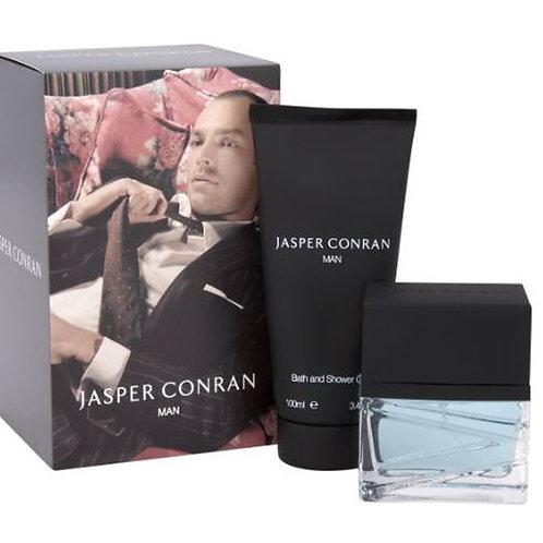 JASPER CONRAN Man Eau De Toilette & Bath Shower Gel Gift Set