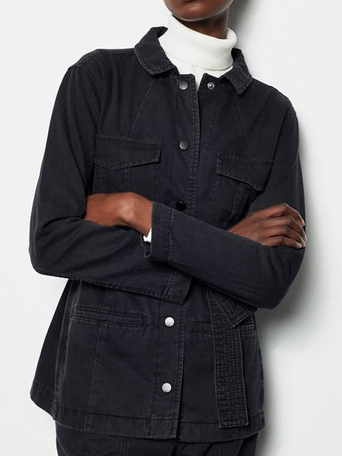 KAREN MILLEN Washed Denim Jacket(RARE & COLLECTABLE)