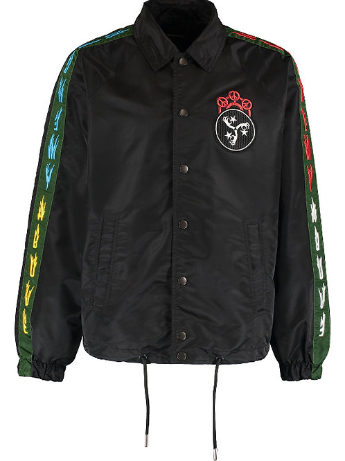 DIESEL Akito Embroidered Jacket(RARE & COLLECTABLE)