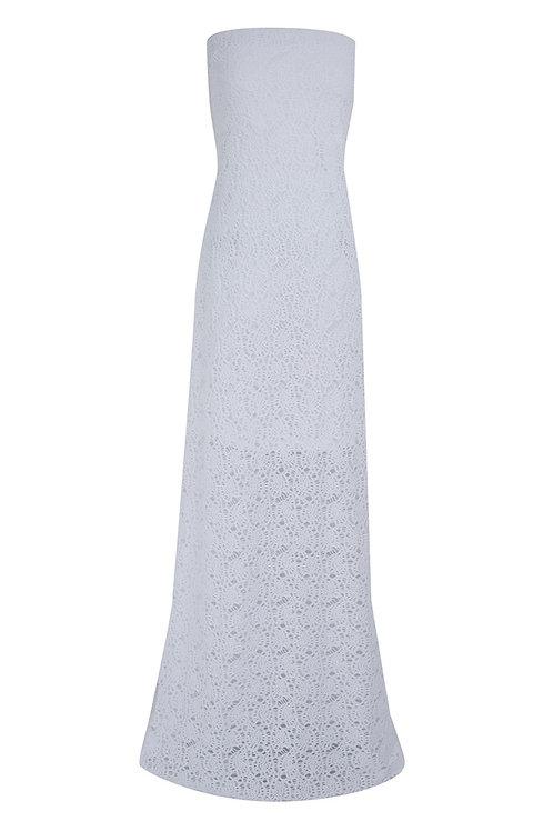 MARIANNA G Hera Crochet Bandeau Maxi Dress (RARE & COLLECTABLE)
