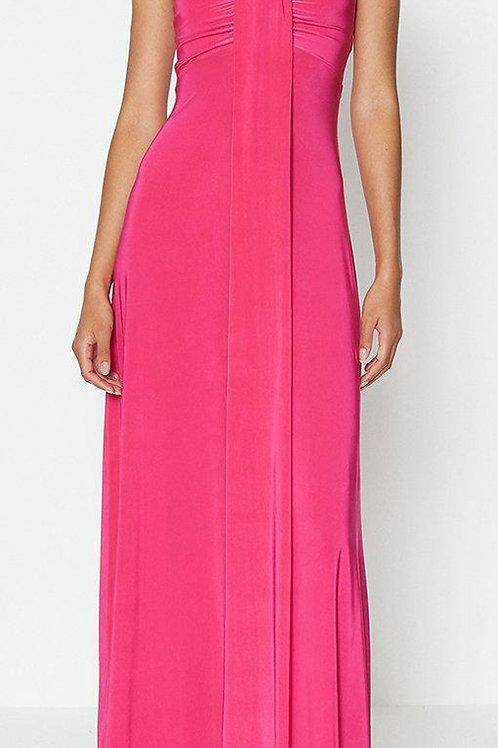 COAST Halter Neck Jersey Maxi Dress(RARE & COLLECTABLE)