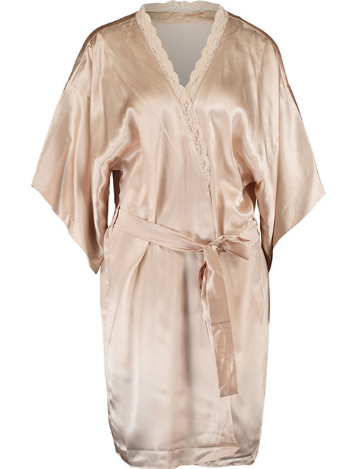 STELLA McCARTNEY Clara Whispering Silk Robe S65-027 (RARE & COLLECTABLE)