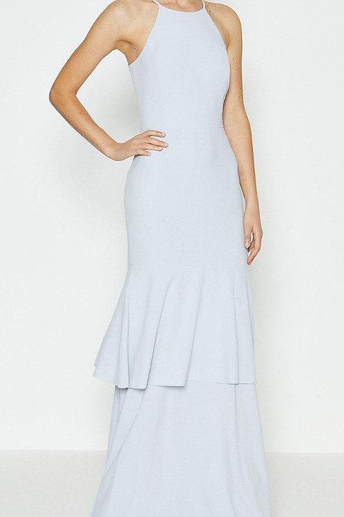 COAST Halterneck Tiered Hem Maxi Dress(RARE & COLLECTABLE)