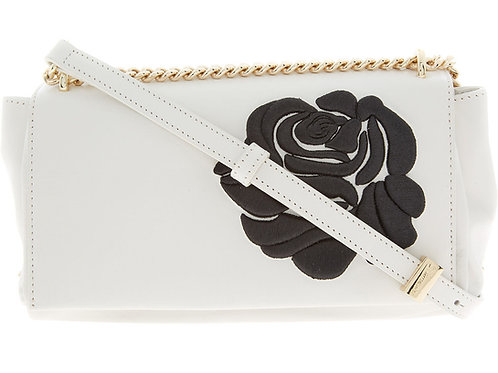 BLUMARINE Cecile Rose Small Shoulder Bag B07.001 (RARE & COLLECTABLE)