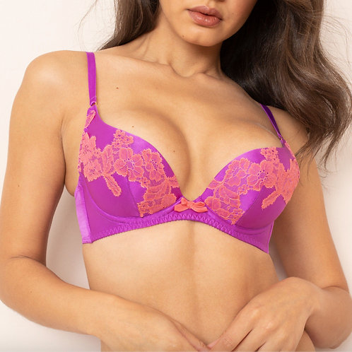AGENT PROVOCATEUR Cailine Plunge Underwired Bra (RARE & COLLECTABLE)