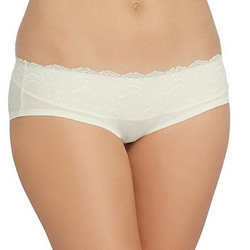 SPANX Undie-Tectable Lace Waist Smooth Hipster Powder FP2215