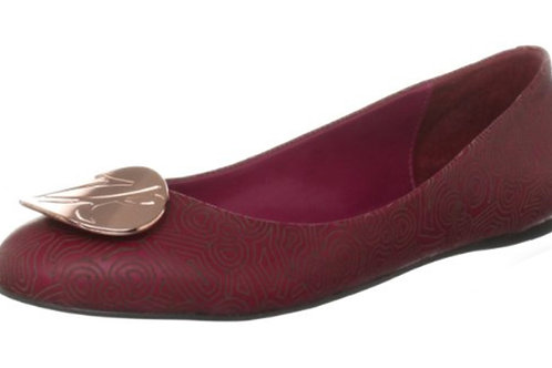ZANDRA RHODES Women's Dionne Ballet Shoes (RARE & COLLECTABLE)