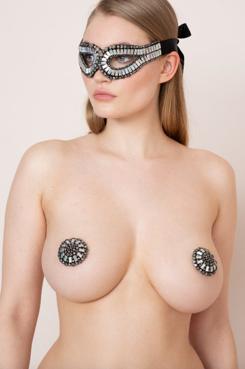 AGENT PROVOCATEUR Shoshanna Eyemask(RARE & COLLECTABLE)