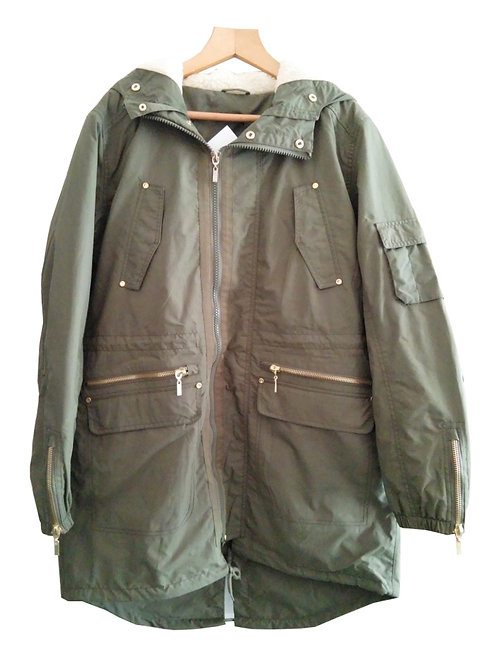 SOS JENSEN Vaskerelve Parka Coat (RARE & COLLECTABLE)