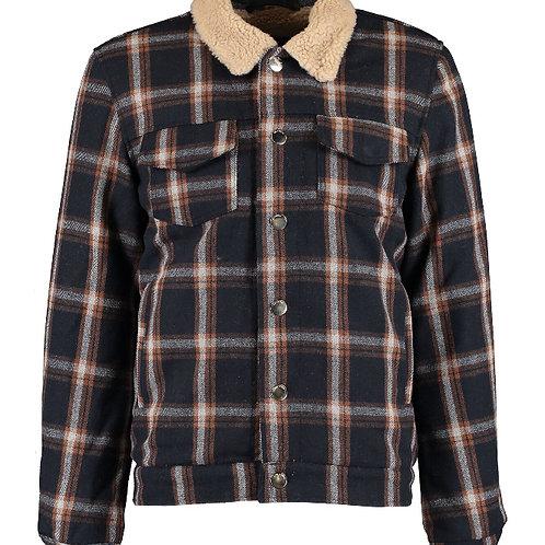 BELLFIELD B Alas G Check Harrington Jacket (RARE & COLLECTABLE)