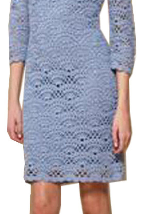MONSOON Form-Fitting Crochet Dress (RARE & COLLECTABLE)