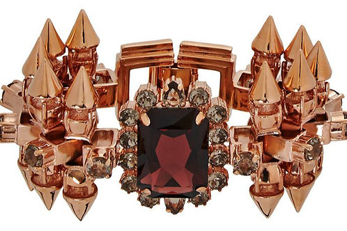 MAWI LONDON Double Claw Set Spike Bracelet (RARE & COLLECTABLE)