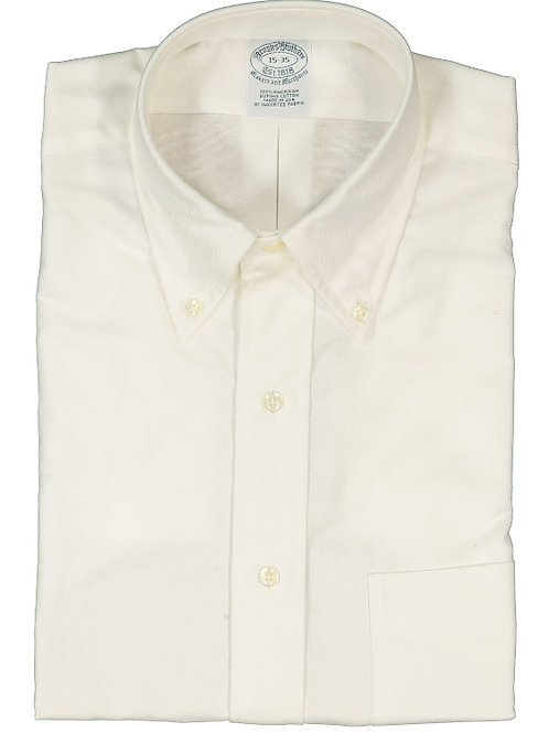BROOKS BROTHERS Formal Plain Shirt(RARE & COLLECTABLE)
