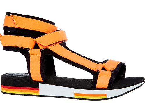 JEFFREY CAMPBELL Sport Strap Sandals (RARE & COLLECTABLE)