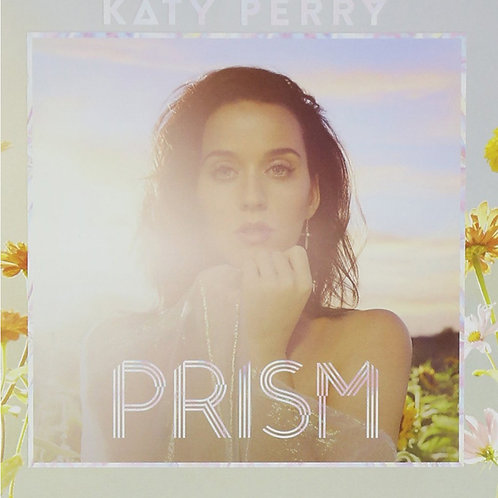 PRISM Katy Perry Deluxe Edition CD